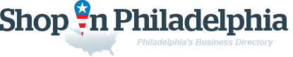 ShopInPhilly. Business directory of Philadelphia - logo